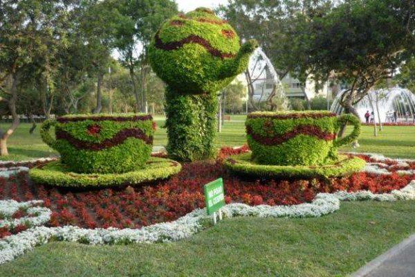 El Diseño Es La Parte Más Creativa E Importante De Un Jardín. Es Cuando Los Gustos Del Cliente Se Entremezclan Con Los Conocimientos Del Arquitecto Paisajista Para Lograr El Acabado Deseado.
